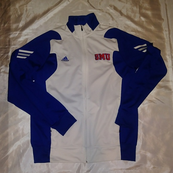 7b0ea6dab adidas Jackets & Coats   Smu Full Zip Jacket   Poshmark